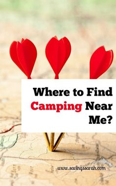 Asking yourself where do I find camping near me? Check out these 13 types of campsites that may be located closer than you think for fun in the outdoors.