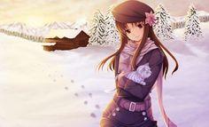Fonds d'écran Manga > Fonds d'écran Divers - Filles Wallpaper N°360760 par vampirechick - Hebus.com