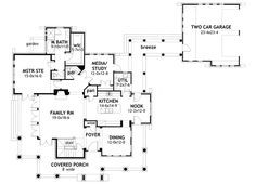 Country Style House Plans With Detached Garage Popular House