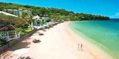 Sandals La Toc Resort (formerly Cunard  La Toc Hotel), St. Lucia