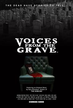 Voices from the Grave Cover Poster Art