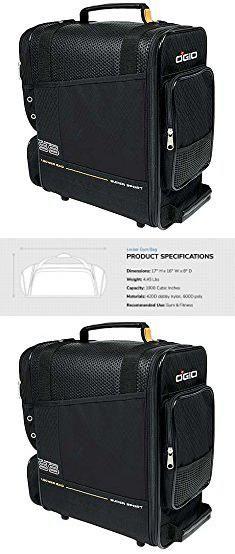 Ogio Workout Bag. Ogio Locker Duffle Bag (Black).  #ogio #workout #bag #ogioworkout #workoutbag