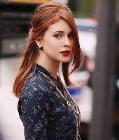 Marina Ruy Barbosa foi a Paris a convite da Dior e arrasou com look da grife no desfile