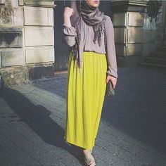 Hijab Inspiration.  @haseeynah