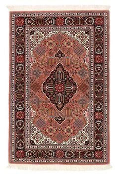 Tabriz 50 Raj silkkiloimi-matto 99x154