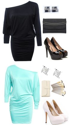 Off the Shoulder Dolman Sleeve Mini Dress, Fall Dress Outfits
