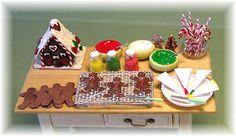 DYI Dollhouse Miniaturas: AZÚCAR N 'SPICE PARTE 3 ..................... PLUS KITS!