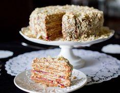 3 Setnes Nesquik 16 F Dolce Gusto Thousand Layer Cake, One Thousand, Anna Olson, Bread Cake, My Dessert, Pretty Cakes, Diy Food, Cake Art, Sweet Recipes
