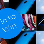 Pin to Win the HTC One Blue