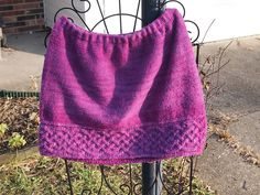 Ravelry: Rosendale Skirt pattern by Jessica K. Larson