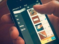 Interface Design Weather App