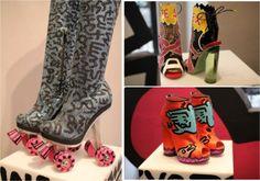 293 mejores imágenes de zapatos raros  857ee65f1a50