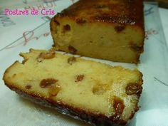 #Budin de pan #recetas