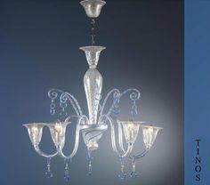 Murano Glass TINOS Chandelier