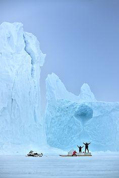 Nunavut Arctic Canada Icebergwww.romesuiterome.com #travel #photography
