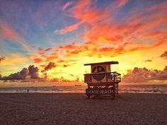 Miami South Beach by @camille_wanderlust #miami #florida #miamibeach #sobe #southbeach #brickell #sobe