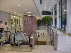 WTC escalators down to the Mall.