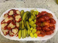 Stuffed Peppers, Vegetables, Food, Stuffed Pepper, Vegetable Recipes, Eten, Stuffed Sweet Peppers, Veggie Food, Meals