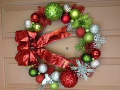 I want to make a wreath with the kids for every hoilday