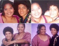 "The fact that she can say ""I went to prom with #BrunoMars in high school"" ;)"