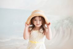 Beach studio session| cute kids poses| copyright Broderick Photography Manteno Illinois