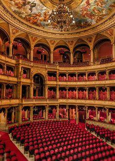 Budapest Opera House..