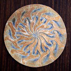Ceramic Mandala - Águeda Zabisky