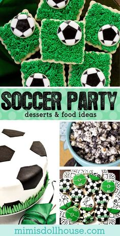 Soccer Party: 10 Gam