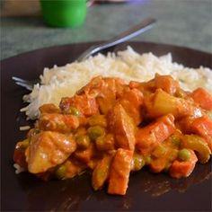 Vegetarian Korma - Allrecipes.com