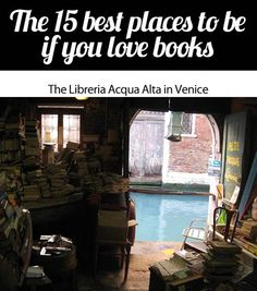 15 Breathtaking Places for Book Lovers You Never Knew About - TechEBlog