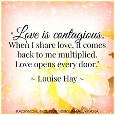 Louise Hay Affirmations, Morning Affirmations, Love Affirmations, Positive Thoughts, Positive Vibes, Positive Quotes, Louise Hay Quotes, Law Of Attraction Affirmations, Gratitude Quotes