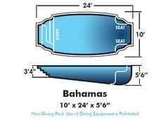 Fiberglass Pool Shapes Sizes Amp Dimensions