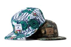 Staple five panel