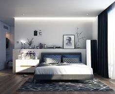 Bedroom 3 on Behance