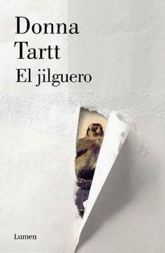 Devoradora de libros: El jilguero - Donna Tartt