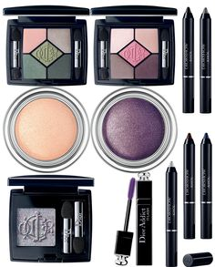 Dior Kingdom Of Colors Makeup Collection for Spring 2015 #makeup #beauty #eyes