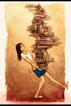 Books- O vontade de ter tantos livros >.<
