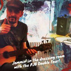 More Bass...(Even) Less Space :) Ubass + Phil Jones Double Four!