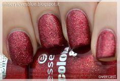 [Rainbow Ladies 2.0]: Essence Colour&Go 156 Me And My Lover http://miserylovesblue.blogspot.it/2014/03/rainbow-ladies-20-essence-colour-new.html