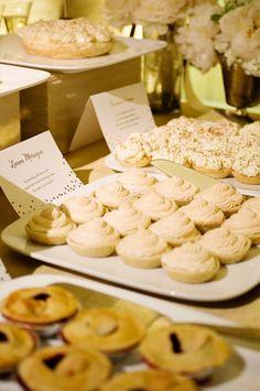 New Year's Eve Wedding - Desert table http://soulflowersf.com/