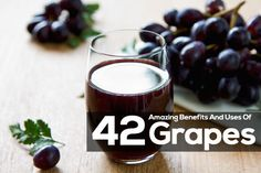 Grapes are berry fruits with refreshing sweet flavor. Available in many varieties, they are used in many food preparations. Know the various benefits, nutrition facts & their usage.
