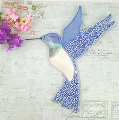 Bird Sculpture, Animal Sculptures, Wall Sculptures, Selling Handmade Items, Etsy Handmade, Handmade Gifts, Floral Texture, Wall Ornaments, Hobbies That Make Money