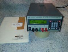 KEPCO ABC 10-10DM; 0-10V, 0-10 A Programmable Power Supply #Kepco