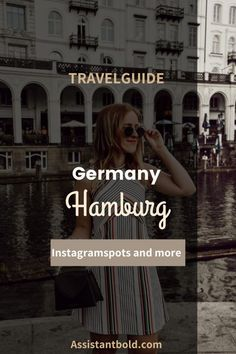 Hamburg is such a diverse city and also a true shopping paradise. Despite a short stay we did not miss the chance to visit some great spots and especially some photo spots. My top 3 photo spots #travel #hamburg #cityguide