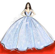 #AishwaryaRaiBachchan #MichaelCinco #Dubai #Cinderella #Cannes2017 @hnicholsillustration #FashionIllustrations| Be Inspirational ❥|Mz. Manerz: Being well dressed is a beautiful form of confidence, happiness & politeness