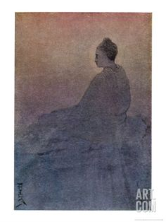 The Victory of Buddha Giclee Print by Abanindro Nath Tagore at Art.com