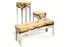 Hilla Shamia benches