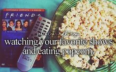 If only I had popcorn right now... :,(