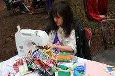 The Make Market at Latitude Festival 2012