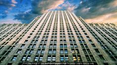 The Empire State Building HD wallpaper for your PC, Mac or Mobile device